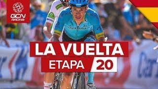 La Vuelta a España 2019 20ª etapa: Arenas de San Pedro – Plataforma de Gredos | GCN Racing