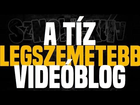 A tíz legszemetebb videóblog - Sznobjektív [#48]
