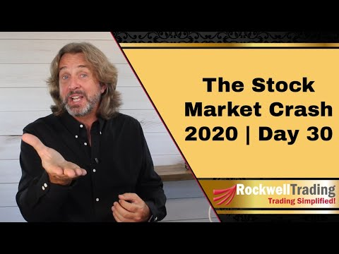 The Stock Market Crash 2020 – Day 30