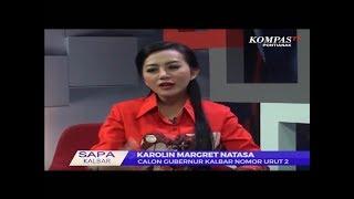 Video Sapa Kalbar Bedah Visi Misi Cagub Kalbar: Karolin Margret Natasa (Calon Gubernur Nomor Urut 2) download MP3, 3GP, MP4, WEBM, AVI, FLV Juni 2018