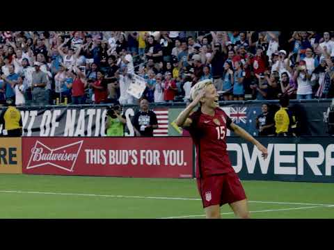 WNT vs. Japan: Story of the Game - Aug. 3, 2017