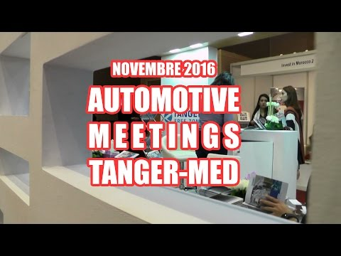Automotive Meeting Tanger 2016