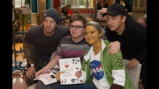 Twenty One Pilots Surprise Teens In Hospital Who Couldn