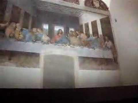 Last supper in milano leonardo da vinci das abendmahl - Last supper 4k ...