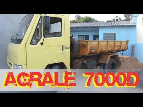 AGRALE 7000   Sandro KI AREIA Montenegro RS