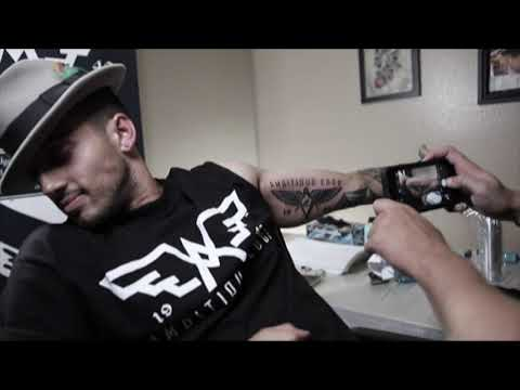 Craziest Barber Tattoos!