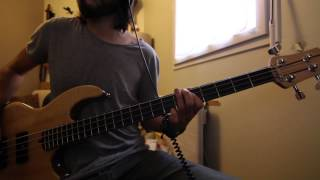 Alice In Chains - Man In The Box (Bass Cover - HD)