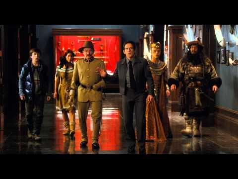NOCHE EN EL MUSEO: EL SECRETO DEL FARAÓN   Tráiler   25 de Diciembre en cines