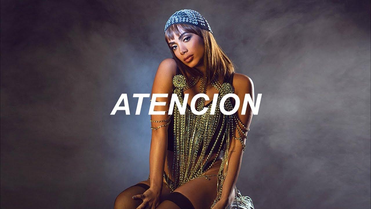 Anitta Atención Letra Español