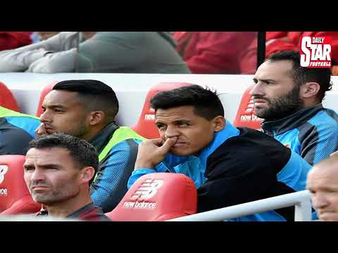 Alexis sanchez: man utd interested, arsene wenger would rather sell to man city - reporter