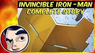 "Invincible Iron Man ""Another Stark Innovation"" - ANAD Complete Story"