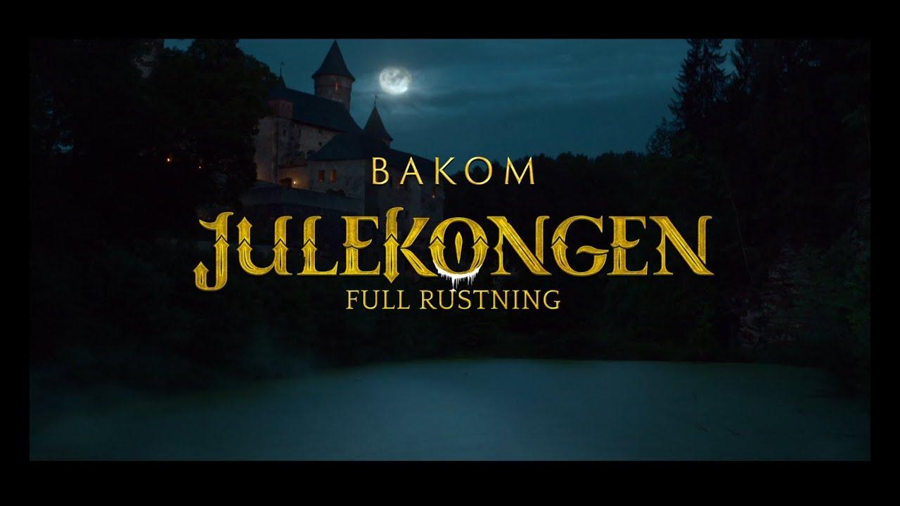 Bakom Julekongen - Full rustning