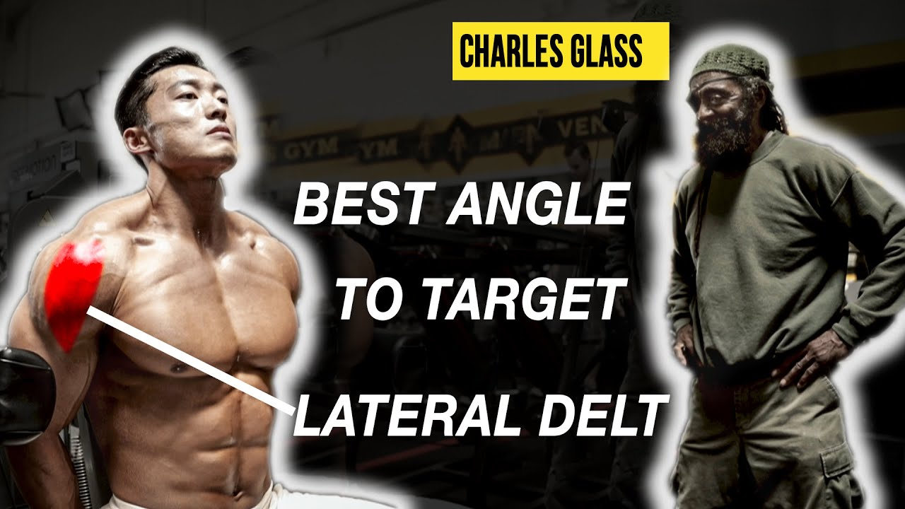 Shoulder Lateral Raise Explained! | CHARLES GLASS