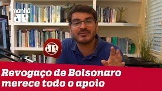 Revogaço de Bolsonaro é bem-vindo e merece todo apoio | #RodrigoConstantino