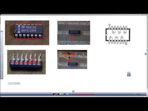 Digital Electronics - Episode 0018 - DIP Chips