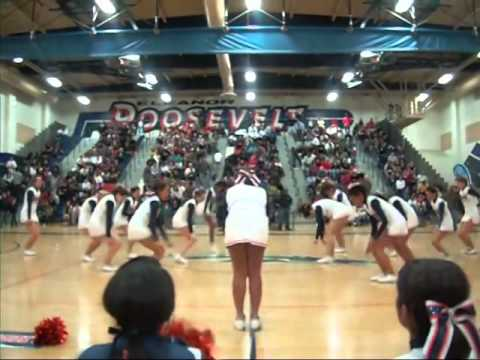 Eleanor Roosevelt High School Cheer