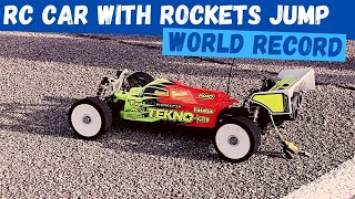 Mega RC Car Jump | Rocket RC C…