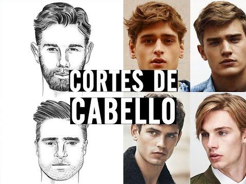 Peinados Segun Tu Rostro Hombres Cornamenta