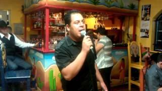 Rodolfo Cruz -1er Concurso Karaoke en Tacos y Mariscos Sinaloa