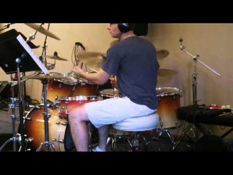 Martha Munizzi - Dance , Drum Cover