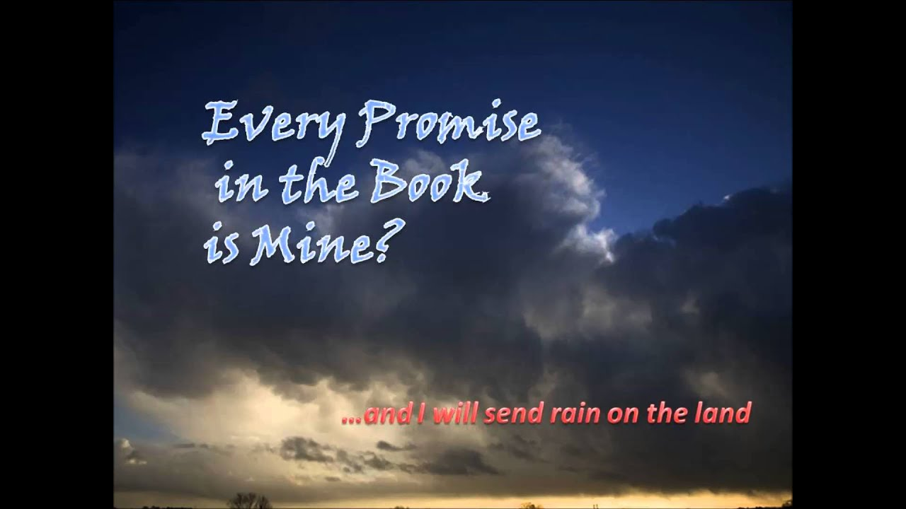Every Promise In The Book Is Mine