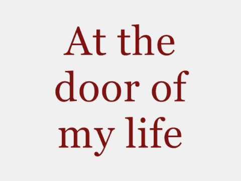 8. John Mayer-War of My Life [lyrics on screen]