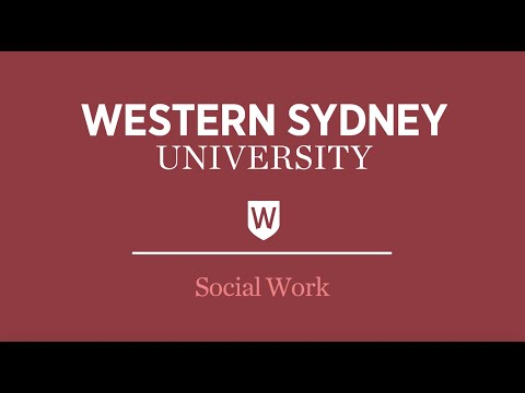 Social Work At Western