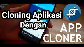 CARA CLONING APLIKASI DI ANDROID SMARTPHONE MENGGUNAKAN APP CLONER