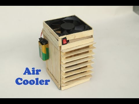 Thumbnail: How To Make a Powerful Air Cooler at Home DIY