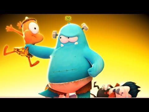 Funny Animated Cartoon | Spookiz | Truth or Dare! | 스푸키즈 | Cartoon For Children