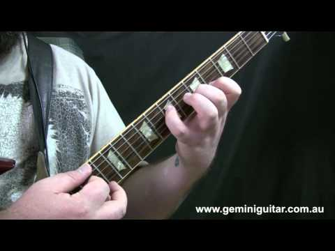 chords of darkness, part 3 - dadfad phrygian dominant