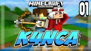 MEMULAI HIDUP BARU BARENG FRANZ RX TEAM!! 01|| 4KANCA Minecraft Survival