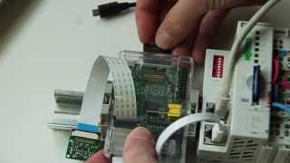 Raspberry Pi Codesys PLC w WAGO Remote IO