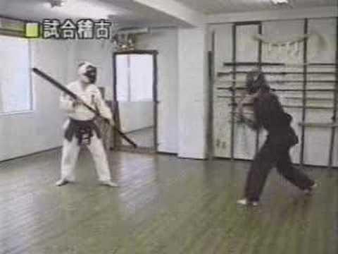 Bo (long Staff) Fighting | Best Of Sports Chanbara