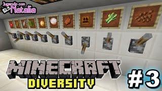 CLASES DE MATEMATICA CON NATALIA! - Viernes de Minecraft - DIVERSITY #3