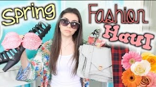 Spring Fashion HAUL 2014: Lulus, Target, Free People, & MORE! Thumbnail