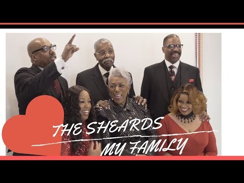 Tracy Bethea - Kierra Sheard's Khristmas Family Photo Shoot