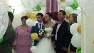 День свадьбы ...фото с Аней и Юрой