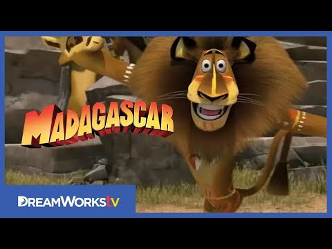Madagascar 2 Deleted Scene (IBS attracts Jodeboy)