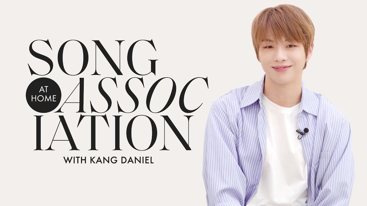 Kang Daniel Sings Harry Styles, Alicia Keys, and
