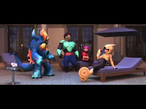 Город героев - смотреть онлайн мультфильм бесплатно в