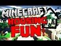 GETTING CO OWNER ON A HOUSE?!? | Minecraft Hypixel Housing FUN!