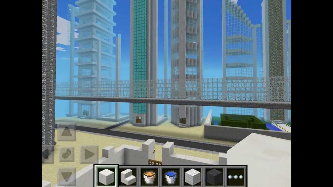 Minecraft pemy city no hack no seeds creative mod youtube