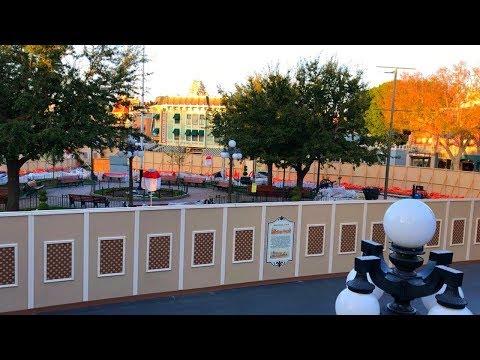 ConstructionLand: Disneyland is Changing