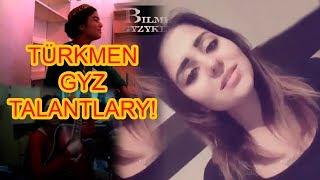 <b>TURKMEN GYZ</b> TALANTLARY!