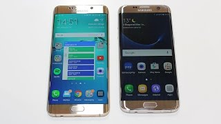 Galaxy S7 Edge vs Galaxy S6 Edge+: Very Familiar Faces