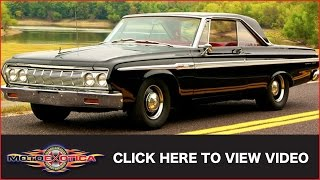 1964 Plymouth Sport Fury Max Wedge (SOLD)