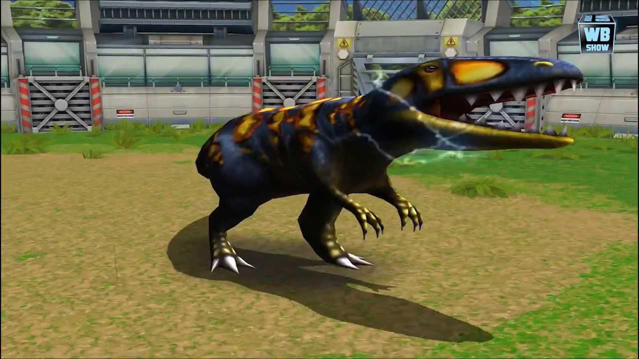 Jurassic Park Builder Game