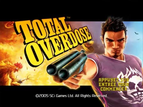 total overdose game theme song free