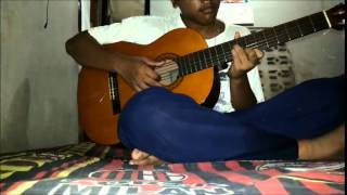 Yiruma - Kiss The Rain Fingerstyle Guitar (Kevin Michael)